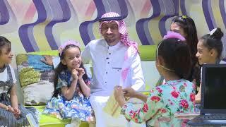 قناة اطفال ومواهب الفضائية بيت الزهور الموسم 3 حلقة 8