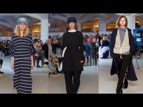 Petra Ptackova Fall Winter 2017 Collection | Prague Fashion Week