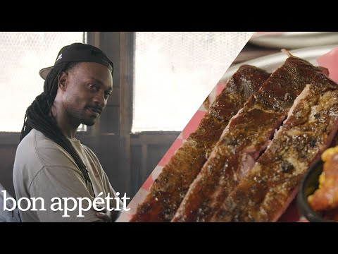 Georgia's New King of Barbecue ft. Killer Mike Bon Appétit