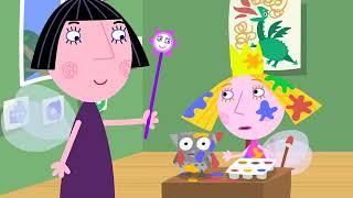 O Pequeno Reino de Ben e Holly   Escola Compilação   YouTube