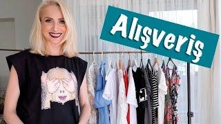 Büyük Yaz Alışverişi | Zara, Nike, Koton, Trendyol  | Sebi Bebi