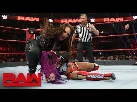 Xxx Mp4 Ronda Rousey Sasha Banks Vs Nia Jax Tamina Raw Jan 14 2019 3gp Sex