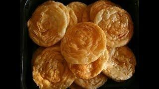 होली पर  बनाएं नए तरह की क्रिस्पी मठरी |Crispy Layered Mathri/Matri |Holi Special