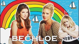brittany & anna reacting and talking about bechloe {bonus: queen rebel}