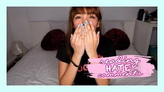 Reading Hate Comments | Andrea B.