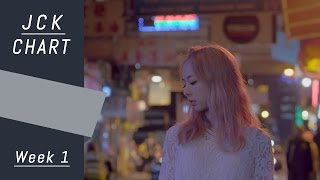 JandC&K CHART   J-POP, C-POP & K-POP   Week 1 - Top 50