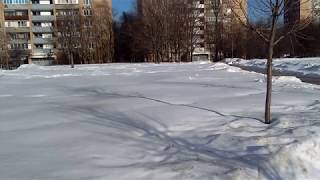 Snowy March