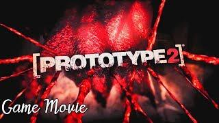 Prototype 2 -  All Cutscenes The Movie [Game Movie]