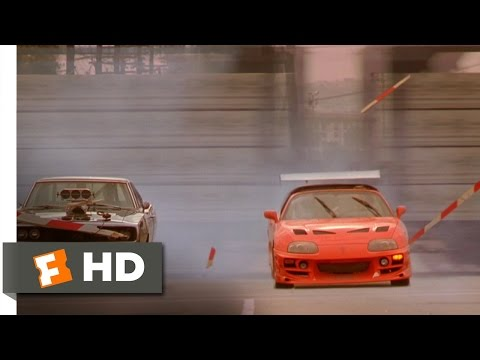 Xxx Mp4 The Fast And The Furious 2001 Brian Races Dominic Scene 10 10 Movieclips 3gp Sex