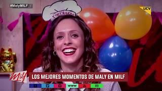 MILF (01-09-2017) - Revisa la emocionante despedida de Maly Jorquiera en