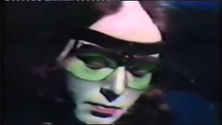 Genesis - Live on US TV show 'Midnight Special', 20th December 1973