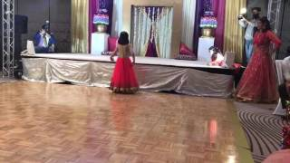 Ladki beautiful kar gayi chull... |dance by sania | dj night