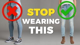 7 Items Guys Need to STOP Wearing RIGHT NOW | Alex Costa
