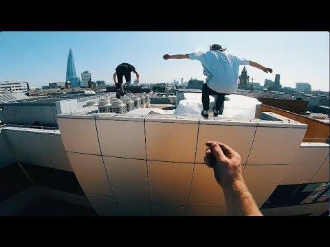Xxx Mp4 London Rooftop Escape POV 🇬🇧 3gp Sex