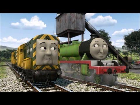 Thomas e Seus Amigos Henry e o Carvão