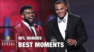 Best of Moments from NFL Honors | 2017 NFL Honors