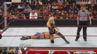 WWE: Maryse Finisher - French Kiss