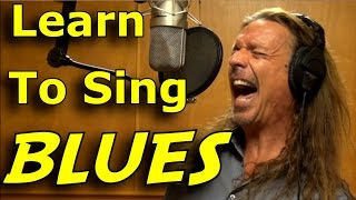 How To Sing Blues - Ken Tamplin - GOIN' HOME - Original Gospel Blues - Ken Tamplin Vocal Academy
