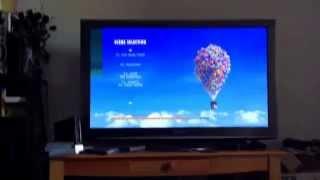 Up 2009 Blu-Ray Menu