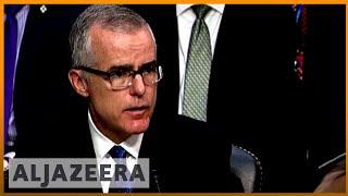 🇺🇸 Reports: McCabe gave memos on Trump interactions to Mueller   Al Jazeera English