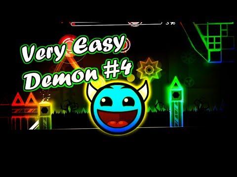 Very Easy Demon #4! | Geometry Dash 2.1 |