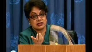 UN and Gaza - Presstv