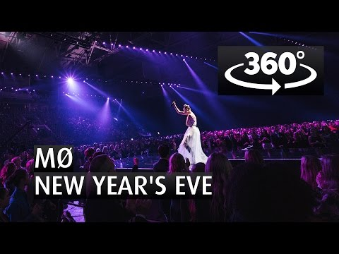 MØ NEW YEAR S EVE 360 Angle The 2015 Nobel Peace Prize Concert