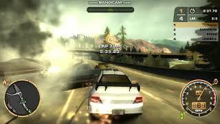 Ultimate Mitsubishi Evo final race