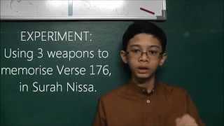 The 3 SECRET WEAPONS For Qur