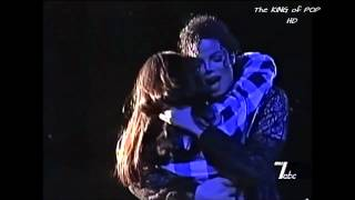 """Michael Jackson: """"You Are Not Alone"""" live in Bucharest 1996 [RESTORED] [HD]"""