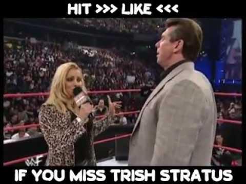 Trish stratus barks like a dog full segment