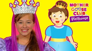 Johnny What Makes a Princess | Learn Color Finger + Baby Songs by Mother Goose Club Playhouse