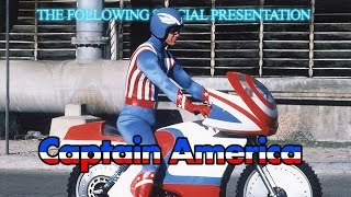 Captain America (1979) Review - The Following Special Presentation