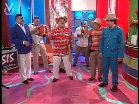 ¡ A Que Te Ríes El llanero vs El vallenatero 14 07 13