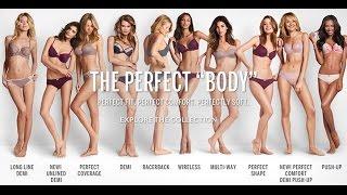 THE PERFECT FEMALE BODY