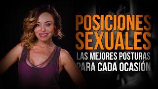 Conoce las MEJORES POSICIONES SEXUALES!