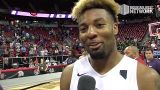 Championship Post Game: Jordan Caroline Interview