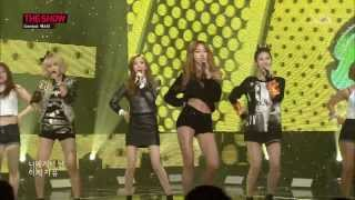 BESTie Comeback Stage The Show (3/4/2014)