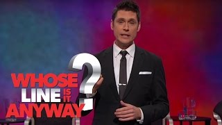 Things You Can Say About Your Clothes But Not Your Partner - Whose Line Is It Anyway? US