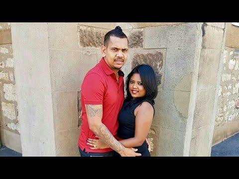 Xxx Mp4 Sunil Narine With Hot Indian Wife Nandita Kumar Lahore Qalandars Pakistan Super League PSL 2018 3gp Sex