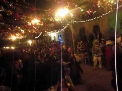 recopilacion de fiestas decembrinas de nuestro pueblo SAN MARTIN TOTOLAN MICH