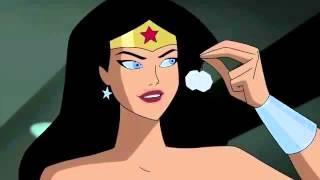 Wonder Woman fight scenes compilation Part 1  Justice League