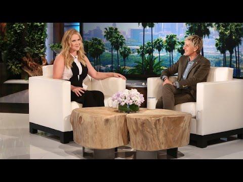 Ellen's Favorite Funny Ladies: Amy Schumer