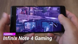 Infinix Note 4 Gaming review (in Hindi) -  Redmi 4 and Redmi Note 4 is better