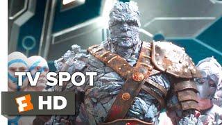 Thor: Ragnarok TV Spot - Korg Reviews (2017) | Movieclips Coming Soon
