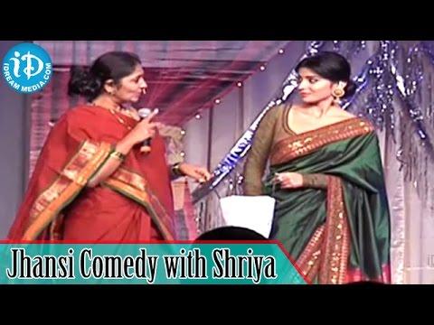 Jhansi Comedy with Shriya Saran @ Womaania Ladies Night | New Jersey
