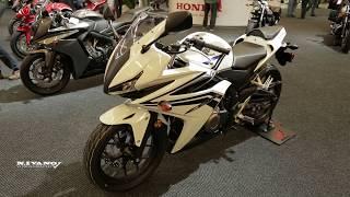 2017 Honda CBR 500R - Walkaround 2017 Montreal Motocycle Show
