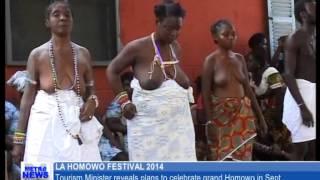 LA HOMOWO FESTIVAL GOT