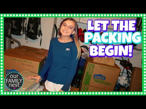 Xxx Mp4 LET THE PACKING BEGIN MOVING VLOG DAY 1 3gp Sex