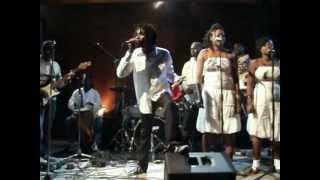 Jn Bernard Thomas- Yizra'el Band--pou le drapo pou la patri